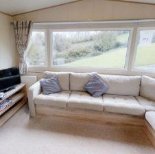 comfort caravan living room