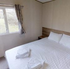 comfort caravan double bed