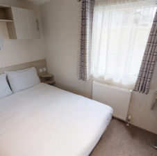 superior caravan bedroom