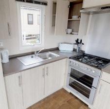 superior caravan kitchen