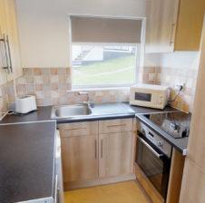classic chalet kitchen