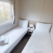 comfort caravan single beds