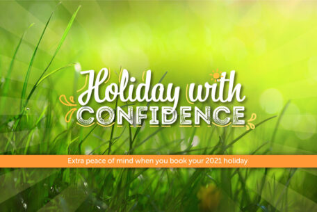 Holiday With Confidence Guarantee